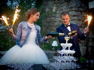 Le mariage de Sabrina et Fabrice
