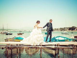 Le mariage de Sarah et Laurent