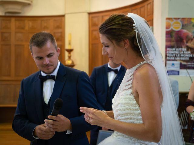 Le mariage de Fabrice et Sabrina à Faymoreau, Vendée 9