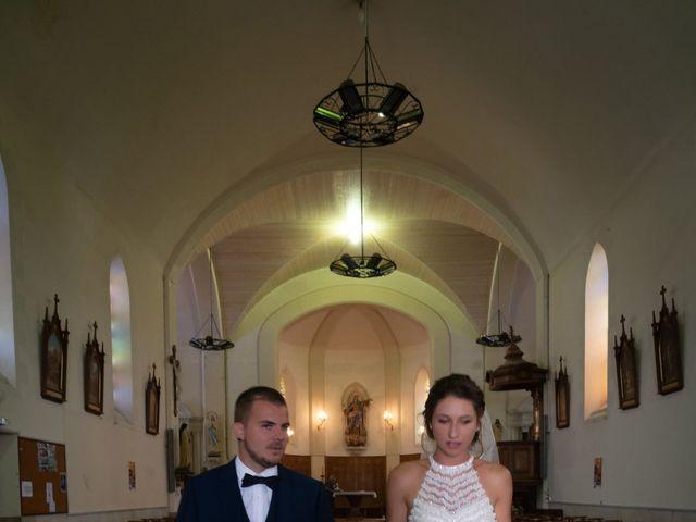 Le mariage de Fabrice et Sabrina à Faymoreau, Vendée 12