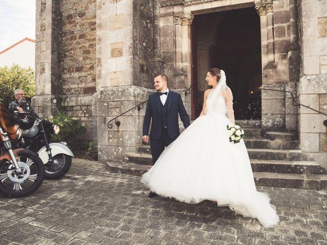 Le mariage de Fabrice et Sabrina à Faymoreau, Vendée 13