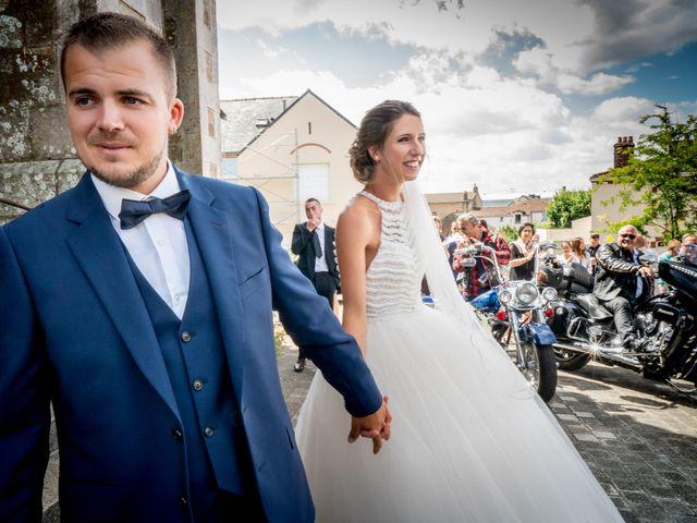 Le mariage de Fabrice et Sabrina à Faymoreau, Vendée 14