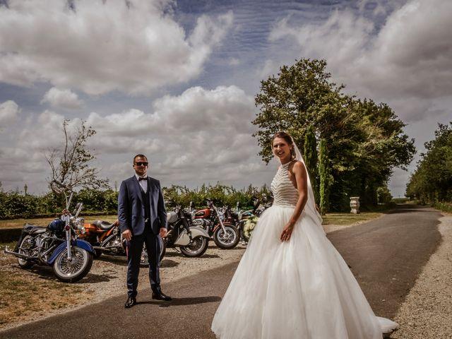 Le mariage de Fabrice et Sabrina à Faymoreau, Vendée 17