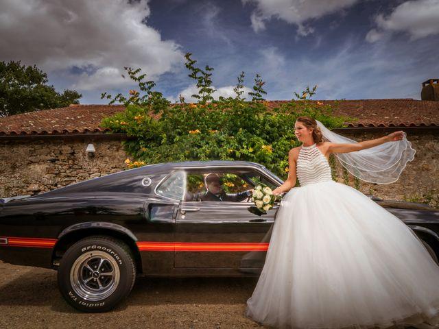 Le mariage de Fabrice et Sabrina à Faymoreau, Vendée 18