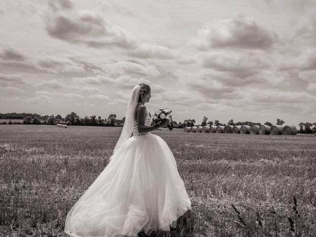 Le mariage de Fabrice et Sabrina à Faymoreau, Vendée 19