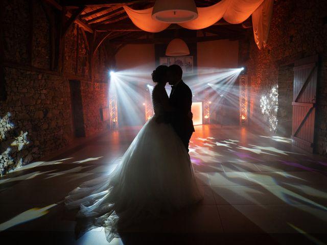Le mariage de Fabrice et Sabrina à Faymoreau, Vendée 2