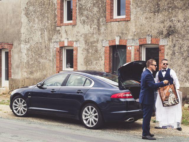 Le mariage de Fabrice et Sabrina à Faymoreau, Vendée 23