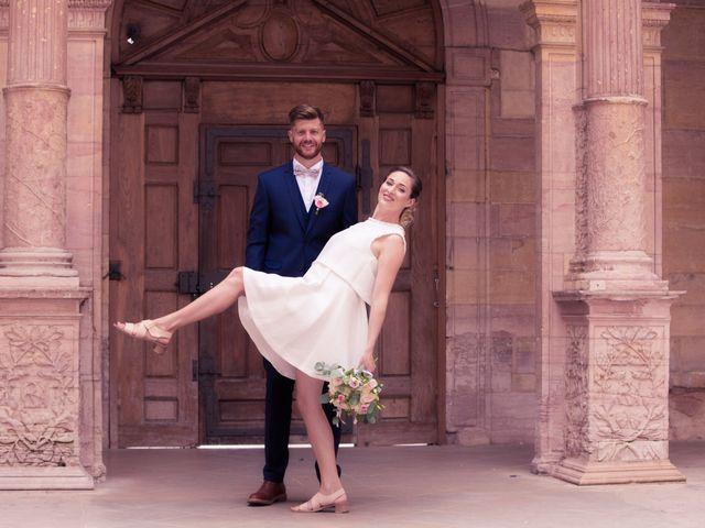 Le mariage de Thomas et Pauline à Dijon, Côte d'Or 8