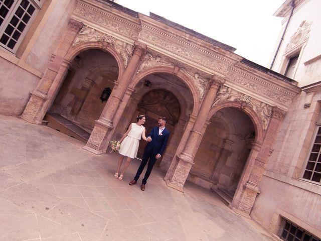 Le mariage de Thomas et Pauline à Dijon, Côte d'Or 9