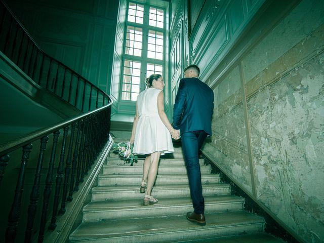 Le mariage de Thomas et Pauline à Dijon, Côte d'Or 11