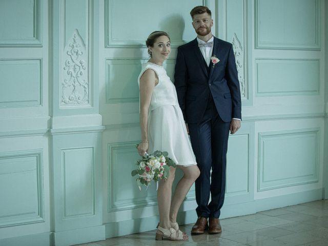 Le mariage de Thomas et Pauline à Dijon, Côte d'Or 13