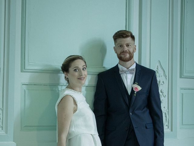 Le mariage de Thomas et Pauline à Dijon, Côte d'Or 14