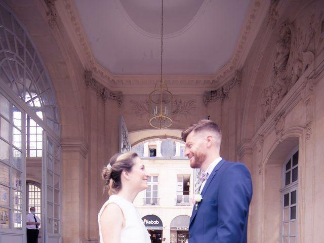 Le mariage de Thomas et Pauline à Dijon, Côte d'Or 15