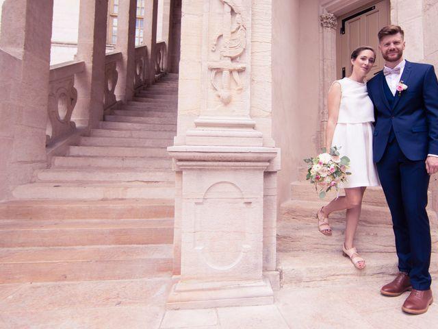 Le mariage de Thomas et Pauline à Dijon, Côte d'Or 17