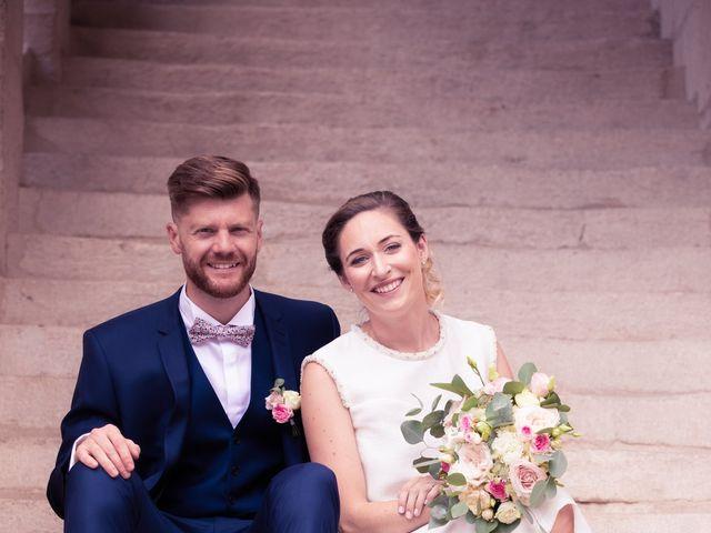 Le mariage de Thomas et Pauline à Dijon, Côte d'Or 22