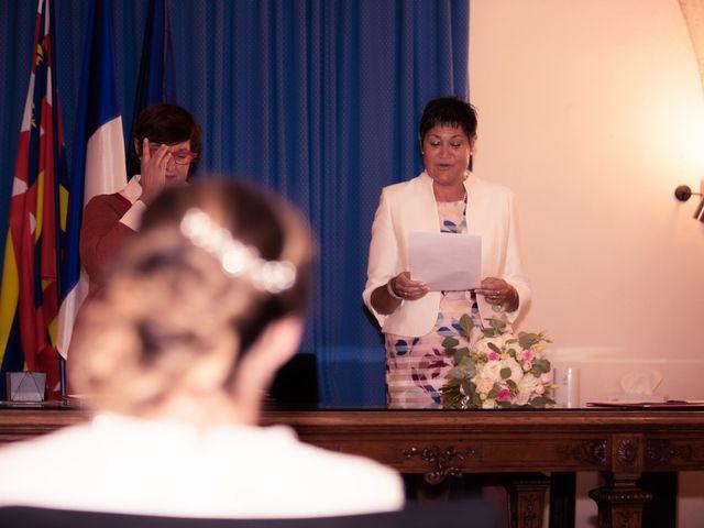 Le mariage de Thomas et Pauline à Dijon, Côte d'Or 35