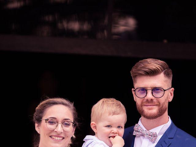 Le mariage de Thomas et Pauline à Dijon, Côte d'Or 40