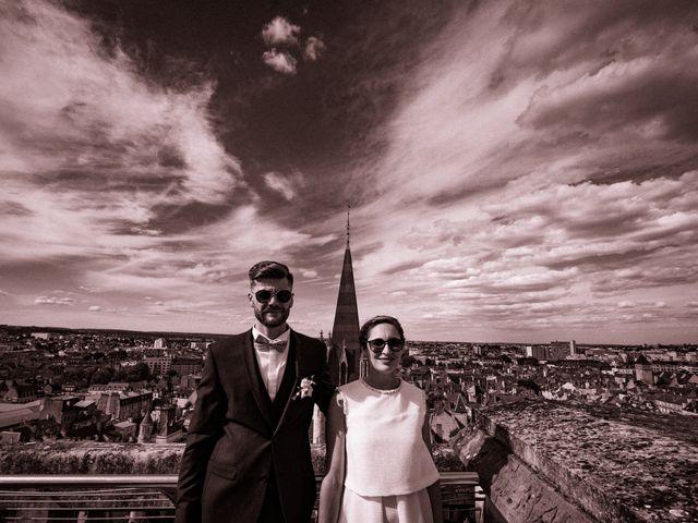 Le mariage de Thomas et Pauline à Dijon, Côte d'Or 47