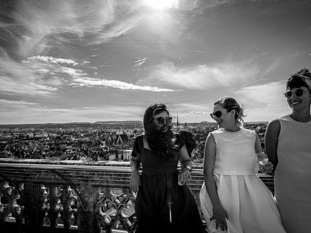 Le mariage de Thomas et Pauline à Dijon, Côte d'Or 52