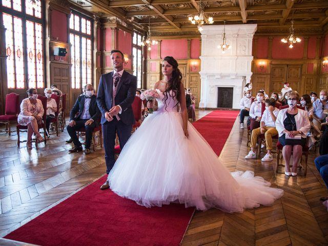 Le mariage de Maxime et Priscilla à Hénin-Beaumont, Pas-de-Calais 6