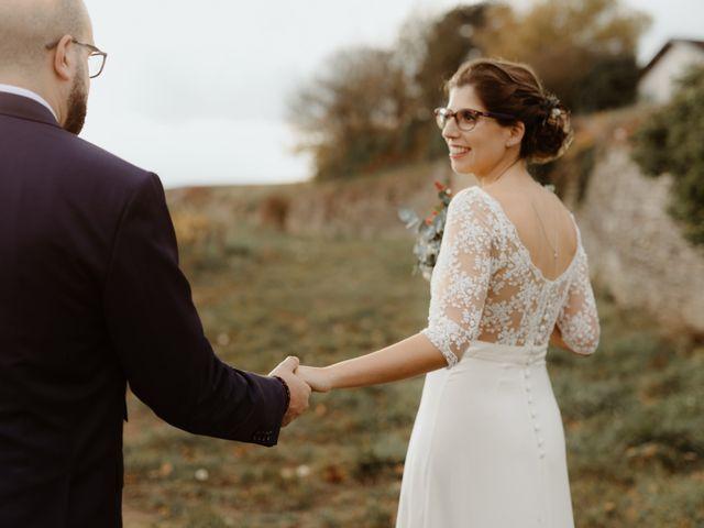 Le mariage de Raphaël et Marion à Santenay, Côte d'Or 1