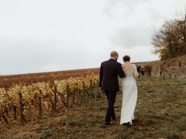 Le mariage de Raphaël et Marion à Santenay, Côte d'Or 44