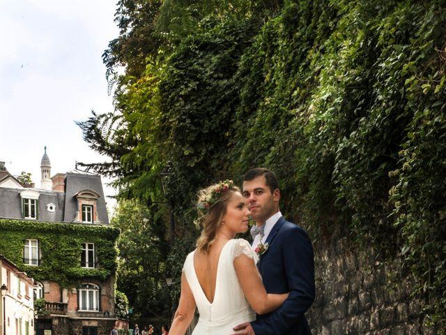 Le mariage de Zohair et Charlotte à Paris, Paris 3