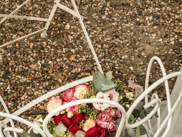 Le mariage de Zohair et Charlotte à Paris, Paris 8