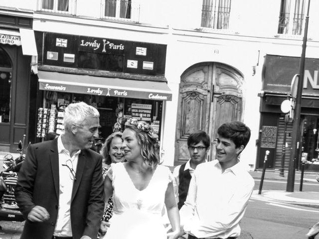 Le mariage de Zohair et Charlotte à Paris, Paris 16