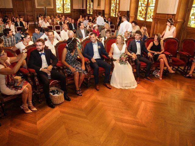 Le mariage de Zohair et Charlotte à Paris, Paris 19