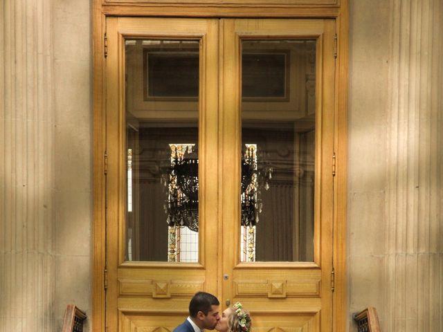 Le mariage de Zohair et Charlotte à Paris, Paris 27