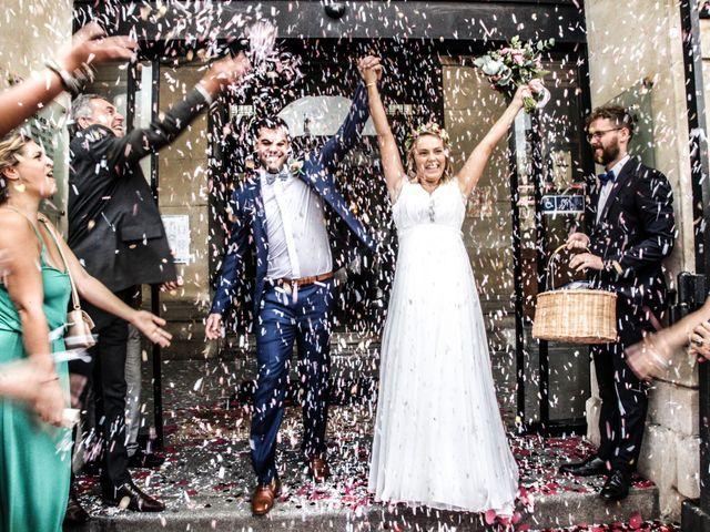 Le mariage de Charlotte et Zohair