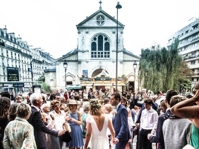 Le mariage de Zohair et Charlotte à Paris, Paris 31