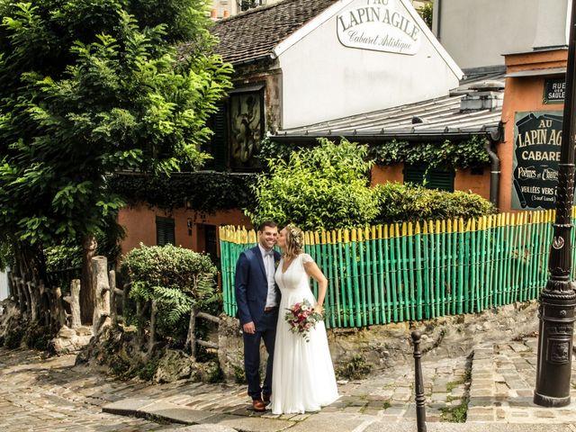 Le mariage de Zohair et Charlotte à Paris, Paris 34