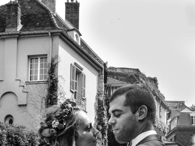 Le mariage de Zohair et Charlotte à Paris, Paris 39