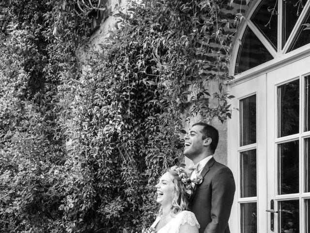 Le mariage de Zohair et Charlotte à Paris, Paris 75