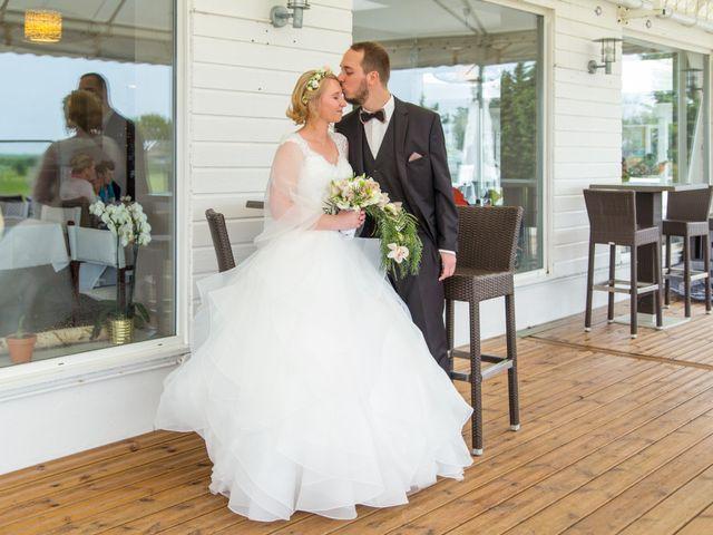 Le mariage de Pauline et Jonathan