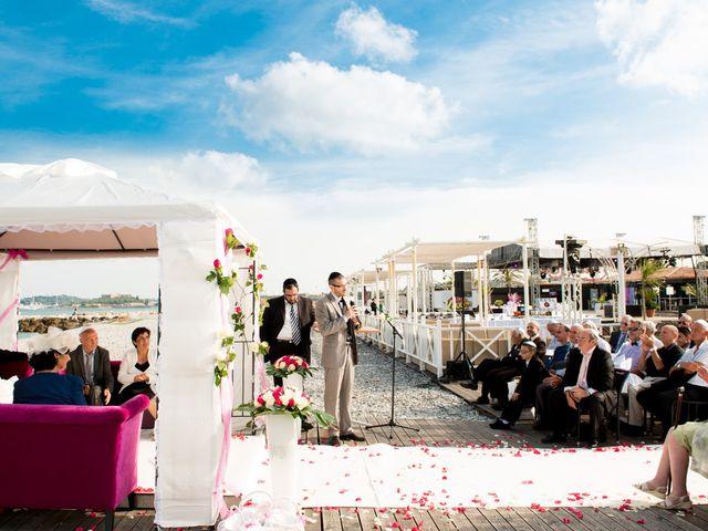 Le mariage de Laurent et Sarah à Cagnes-sur-Mer, Alpes-Maritimes 7