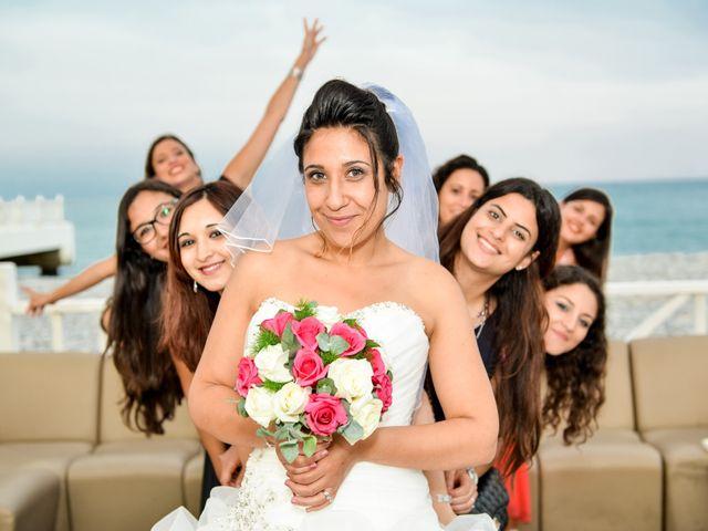 Le mariage de Laurent et Sarah à Cagnes-sur-Mer, Alpes-Maritimes 9