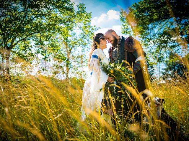 Le mariage de Elodie et Chris