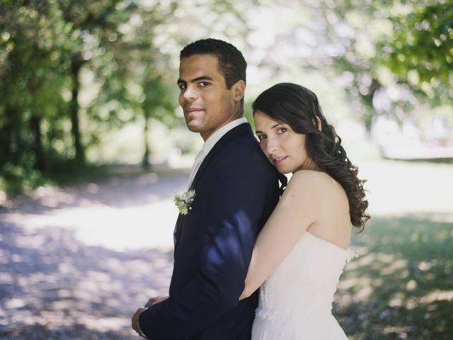 Le mariage de Mirabella et Benjamin