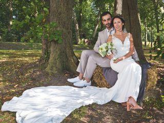 Le mariage de Ségolène et David