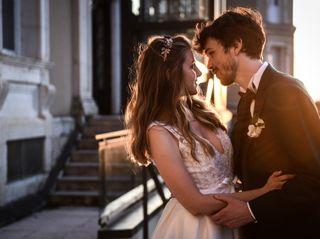 Le mariage de Marion et Marc