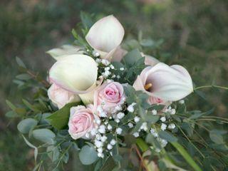 Le mariage de Tia et Romain 1
