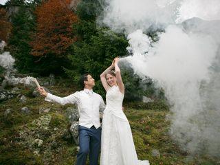 Le mariage de Tia et Romain