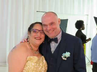 Le mariage de Myriam et Stéphane
