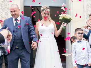Le mariage de Sylvie et Philippe