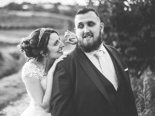 Le mariage de Sylvia et Joël