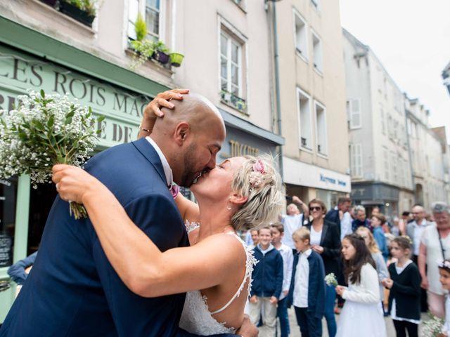 Le mariage de Garry et Sophie à Chartres, Eure-et-Loir 2