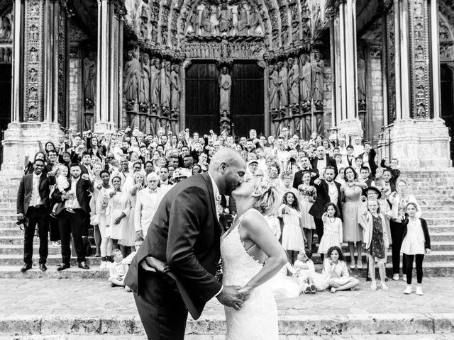 Le mariage de Garry et Sophie à Chartres, Eure-et-Loir 50
